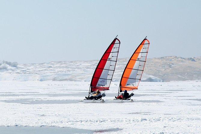 Private Ice-sailing Adventure near Klaipeda