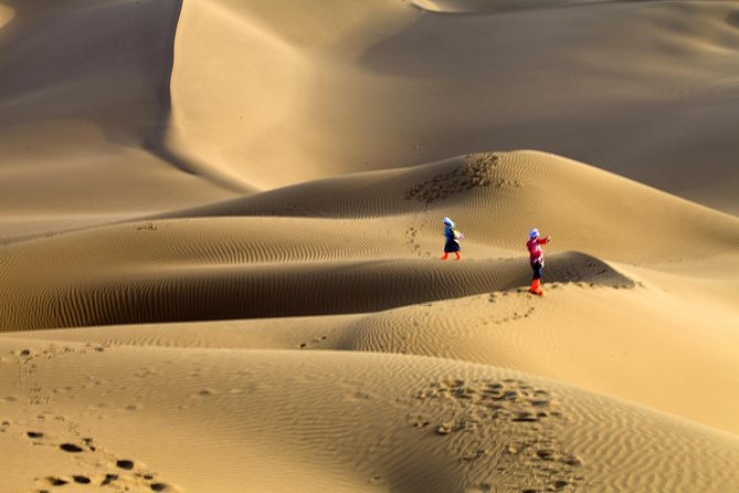 2-Day Private Independent Tour to Turpan and Kumtag Desert from Urumqi photo 4