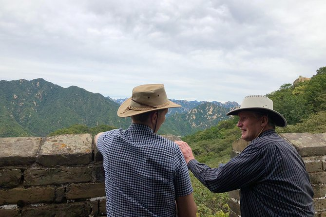 Mutianyu Great Wall Private Trip with English Speaking Driver