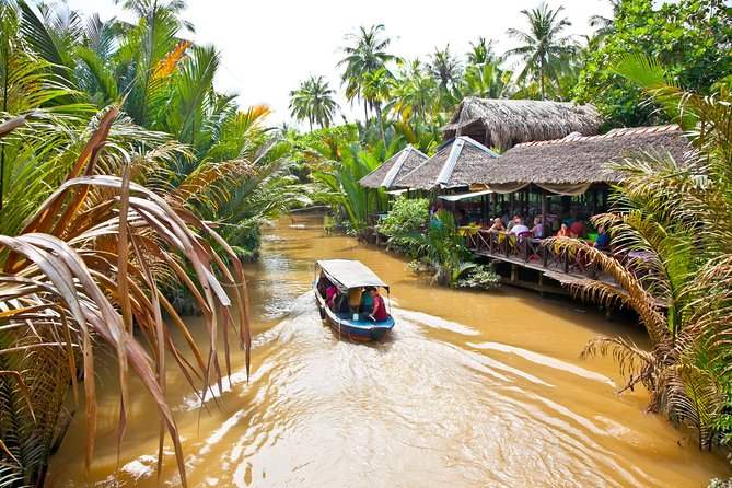 Small-Group Full-Day Tour of Cu Chi Tunnels and Mekong Delta