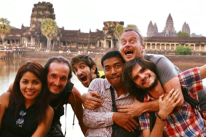 Angkor Wat one full day tour