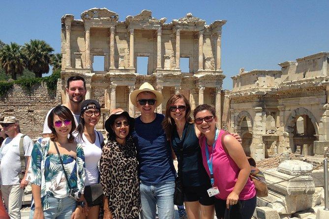 Shore Excursions: Ephesus Small-Group Tour