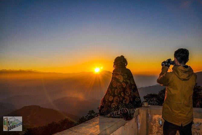3 days hike to Sundarijal-Chisapani-Nagarkot