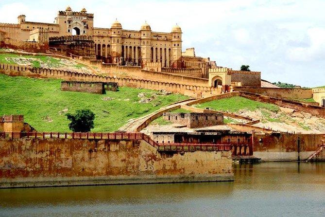 Agra para Jaipur no mesmo dia