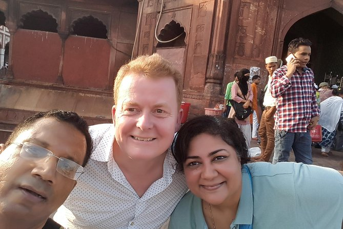 Chandni Chowk and Spice Market Walk- 3 hours duration, includes rickshaw ride photo 3