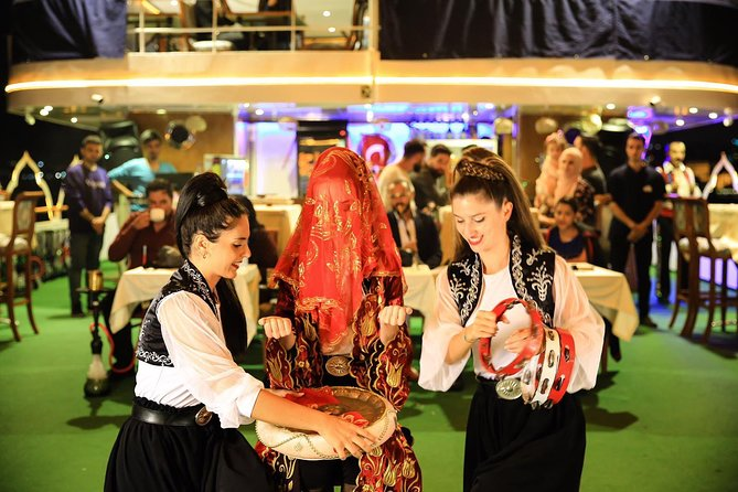 Alaturca Ottoman Dramatic Stage Show & Dinner Cruise ( Non - Alcoholic )