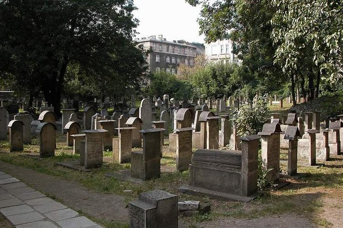 Private guided walking tour of Kazimierz, the former Jewish Quarter