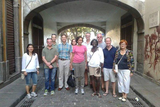Private Historic Day Tour of Rio - Santa Teresa & Rio City Center