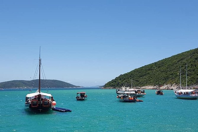 Private Day Trip Arraial do Cabo