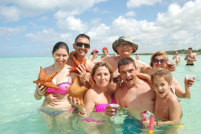 All-Inclusive Saona Island Full Day Trip and Catamaran Cruise from Santo Domingo photo 13