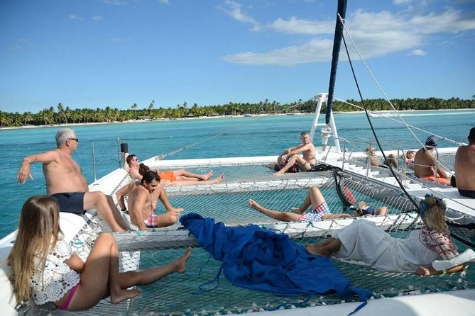 All-Inclusive Saona Island Full Day Trip and Catamaran Cruise from Santo Domingo photo 3