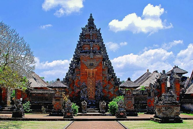 Bali Culture and Temple Tour