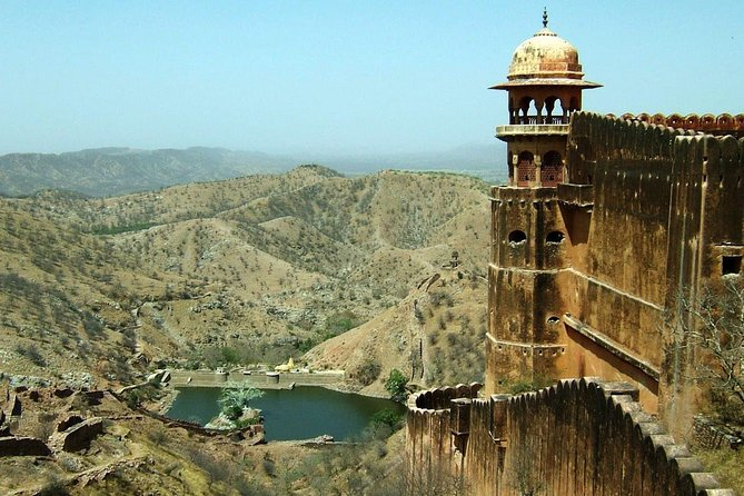 Full-Day Jaipur Tour from Delhi with Transport