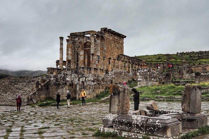 Djemila Roman Ruins Authentic Tour by Algeriatours16