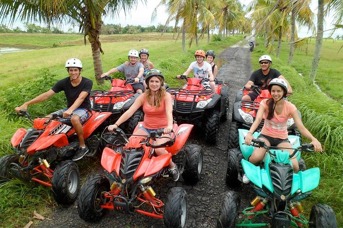 Bali Quad Bike and Ubud Full Day Tour