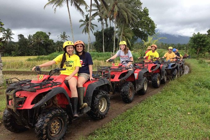Bali ATV Ride And Ubud Tour Packages : Best Quad Bike Trip