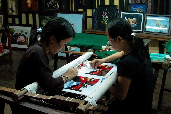Private Discover Traditional Handicraft in Hoi An photo 4