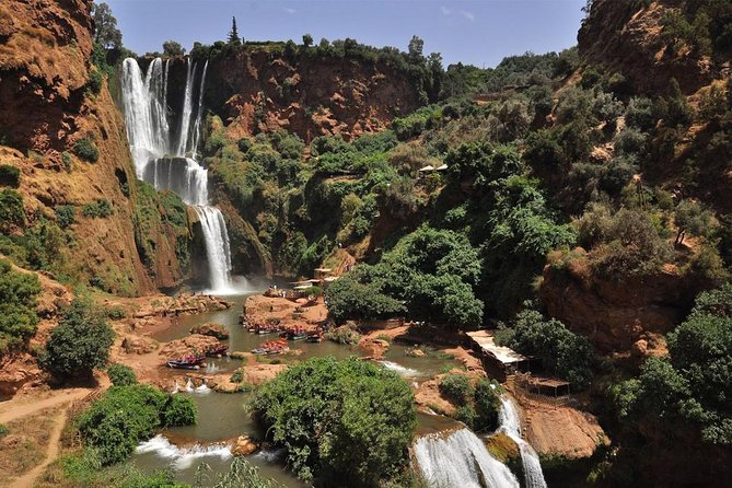 Full-Day Private Excursion to Ouzoud Waterfalls from Marrakech