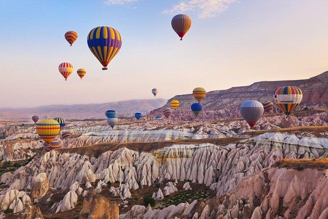 Tour Of Cappadocia amazing.