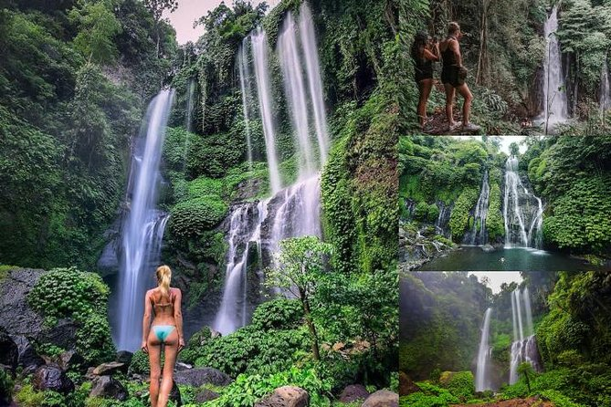 Private Bali Best Waterfalls Tour: Munduk, Sekumpul and Banyumala