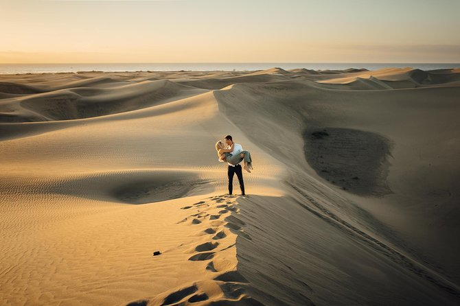 Maspalomas Dunes Photoshooting photo 1