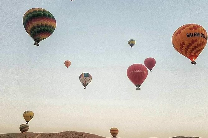 Luxury Hot Air Balloon Ridding in Luxor photo 15