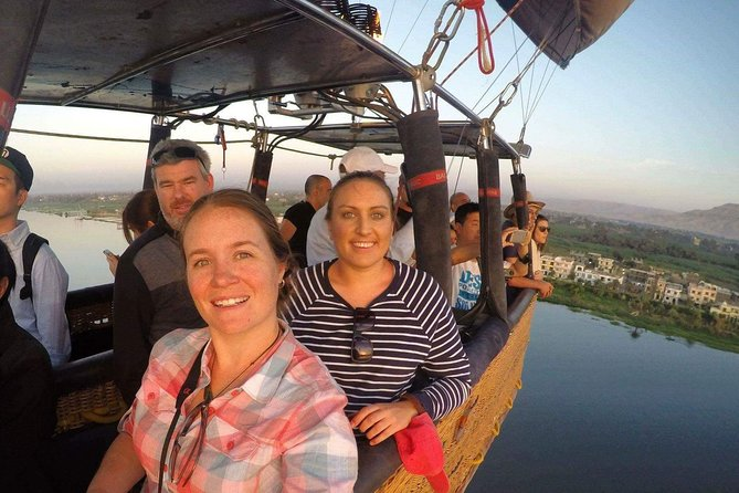 Luxury Hot Air Balloon Ridding in Luxor photo 16