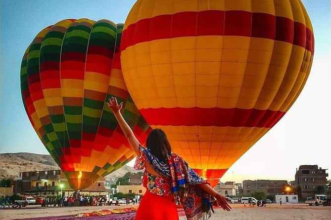Luxury Hot Air Balloon Ridding in Luxor photo 2