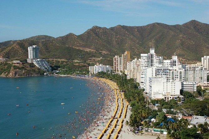 Santa Marta and Rodadero Beaches Full day tour