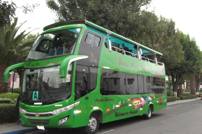 City tour & Countryside Tour Bus