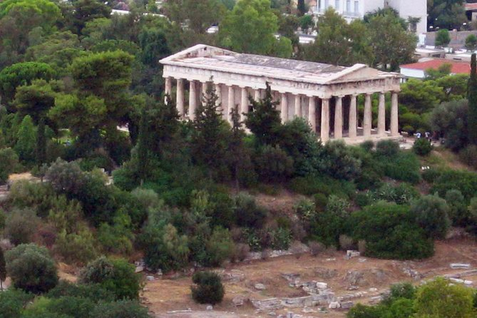 Athens Classic private City Tour in Style and Luxury