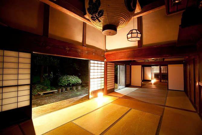 Tokyo Countryside Tea Ceremony Experience at the Traditional Samurai House