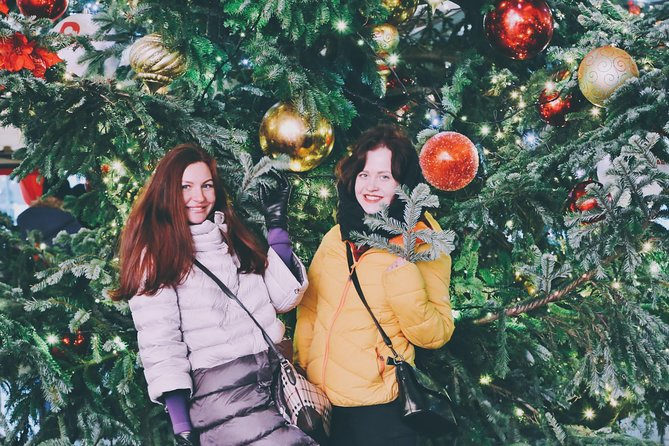 Private Tour: New Holland Ice Skating and Free Christmas Drink in St Petersburg photo 2