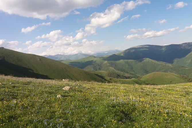 Daily jeep tour in Teghenyats Mountains