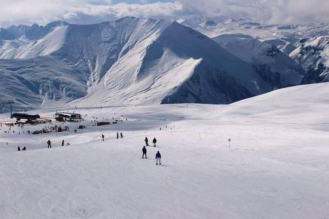 Private Full-Day Tour to Gudauri Skiing Resort from Tbilisi photo 1