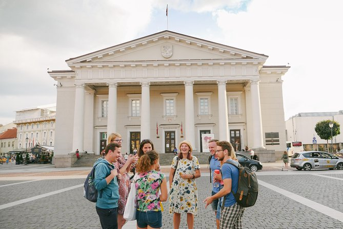 Private Tour: Vilnius Old Town highlights and hidden gems