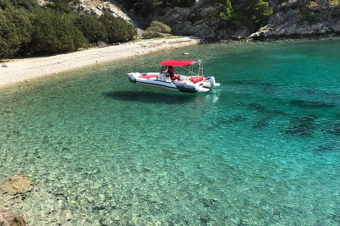 Tout autour de l'île de Brac avec Golden Horn Beach