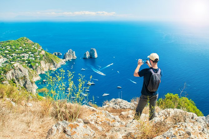 Capri all Inclusive Private Tour from Naples or Sorrento