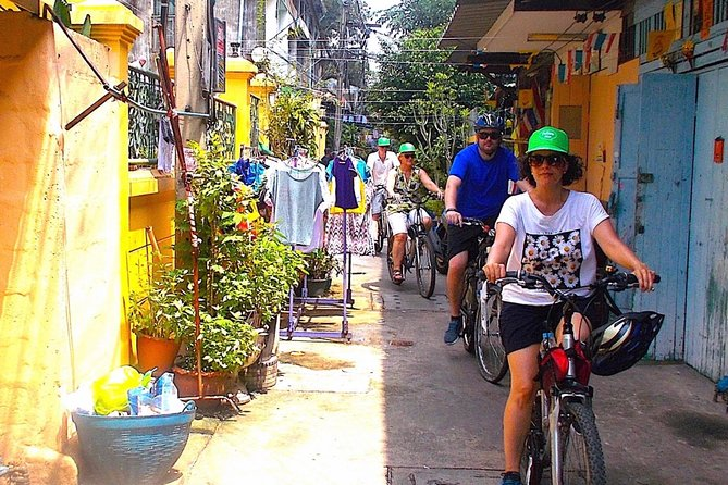 Half-Day Siam Boran Cultural Bike Tour of Bangkok