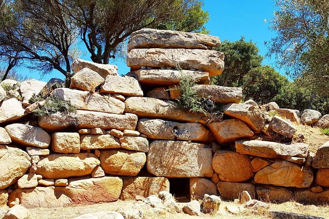 Cagliari: Full-Day Private Tour of Prehistoric Sardinian from Chia