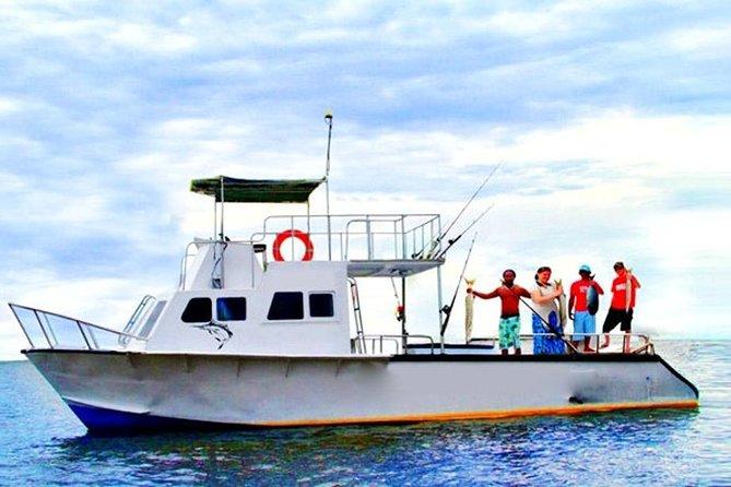 Fishing in Bentota - Deep Sea Trolling Fishing