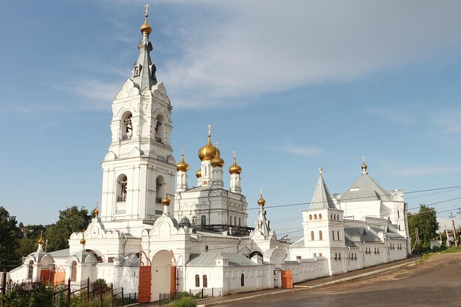 Tour of Perm with a private guide