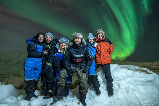 Northern Lights Private tour with your special ones - Greenlander
