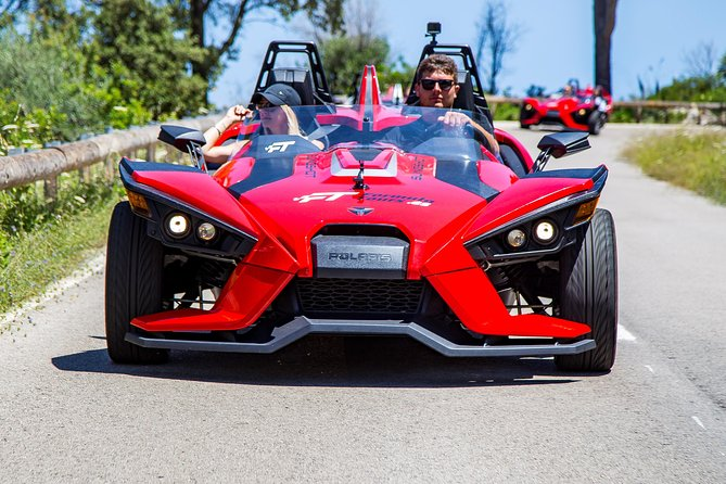 Explore Mallorca in Your Own Formula One Car