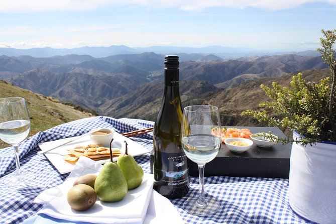 Mountain picnic