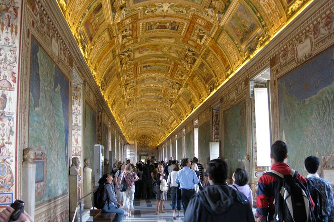 Private Vatican Museums, Sistine Chapel and Basilica with Hotel Pick-up