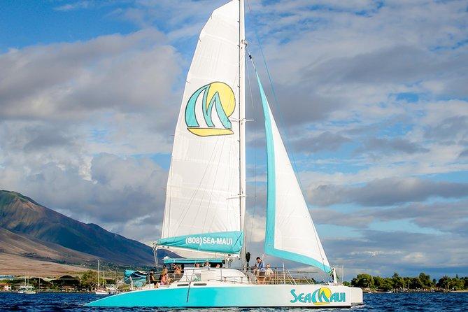 Private Maui Catamaran Sailboat Charter from Ka'anapali Beach