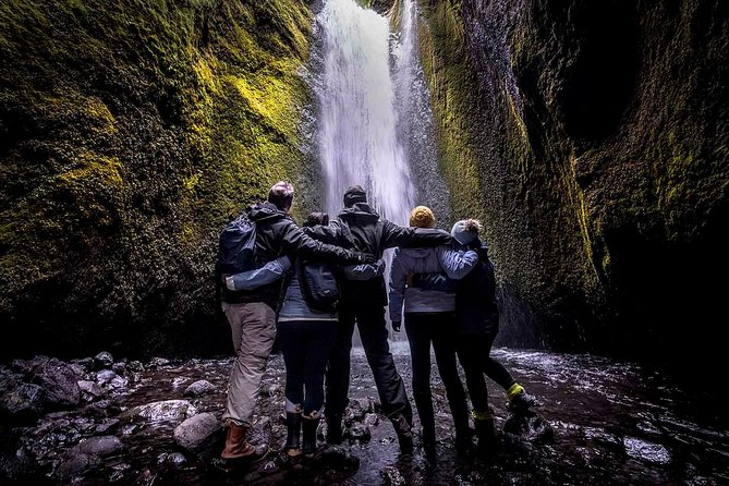 Thorsmörk and Eyjafjallajökull Adventure
