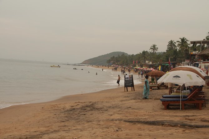 North Goa City Tour