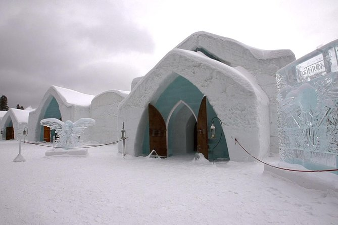 Ice Hotel and City Tour in Quebec City photo 1